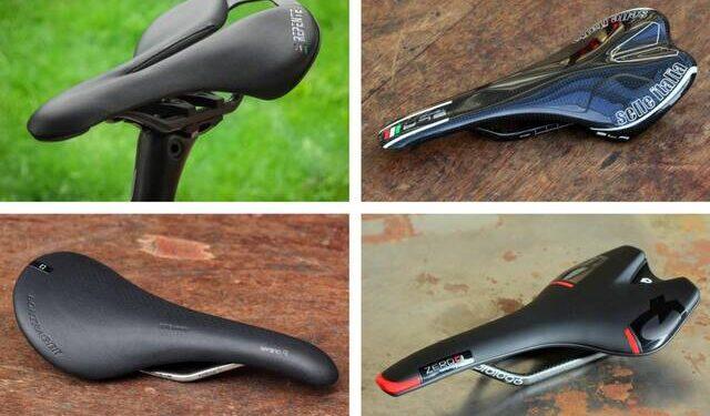 Copri sella sellino bici imbottito bicicletta spugna ammortizzante morbido gel