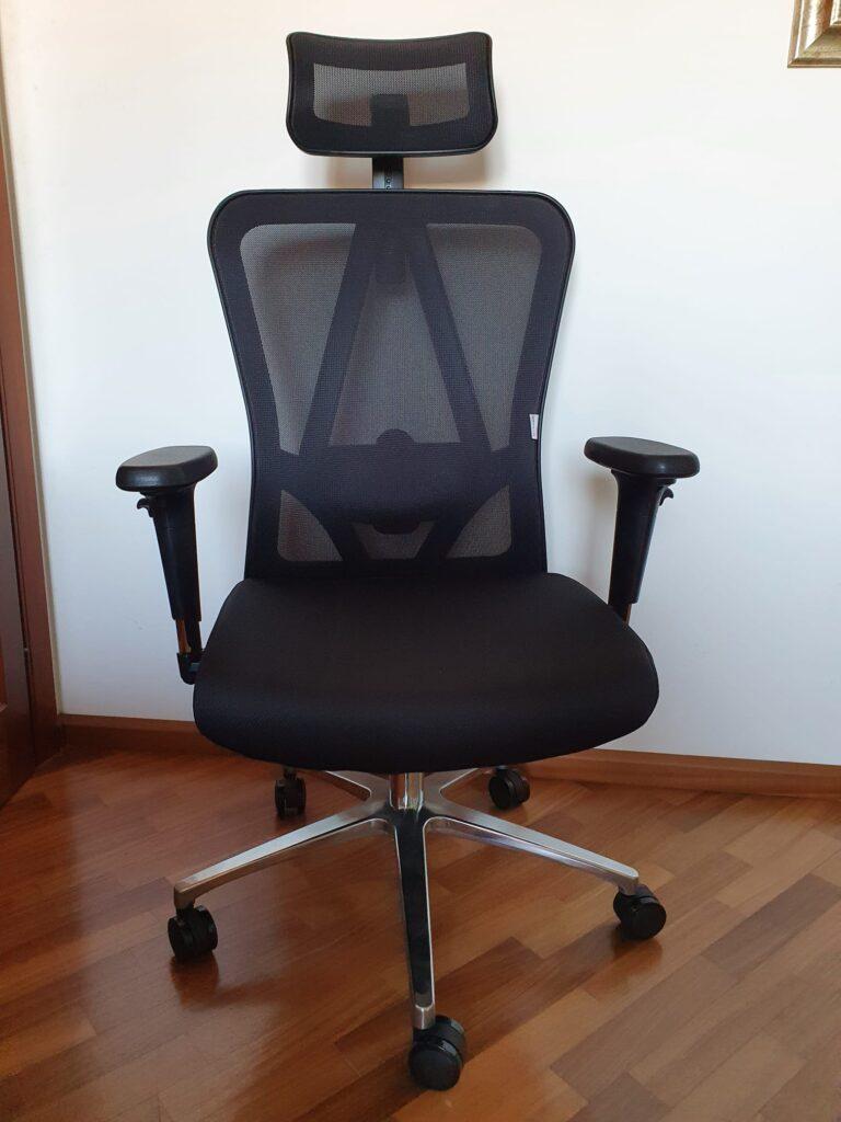 struttura sedia da ufficio ergonomica mfavour