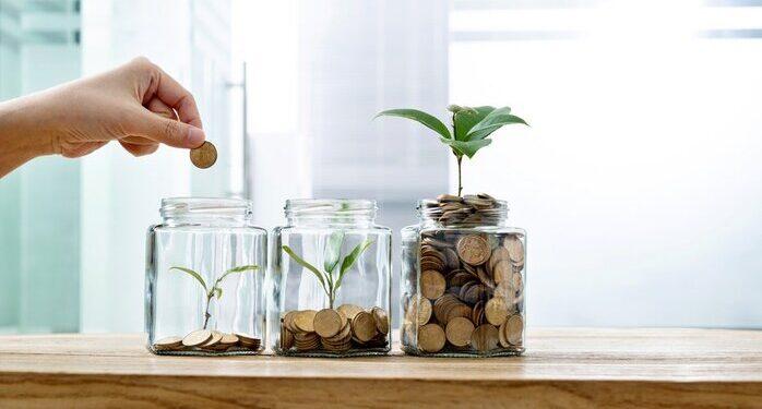 barattoli per risparmiare soldi e farli crescere